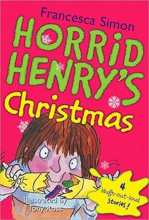Horrid Henry's Christmas de Francesca Simon