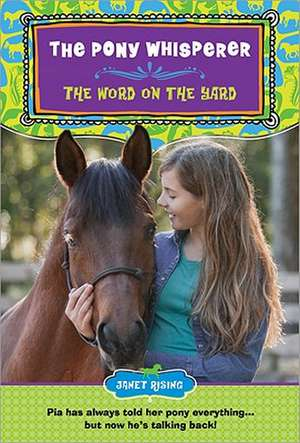 The Word on the Yard de Janet Rising