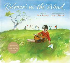 Blowin' in the Wind [With CD (Audio)]