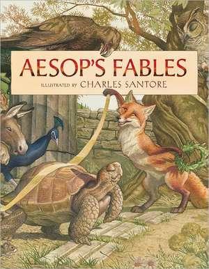 Aesop's Fables de Charles Santore