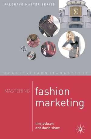 Mastering Fashion Marketing imagine