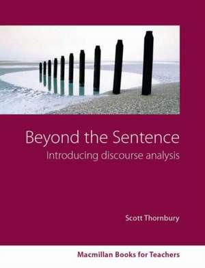 Beyond the Sentence de Adrian Underhill