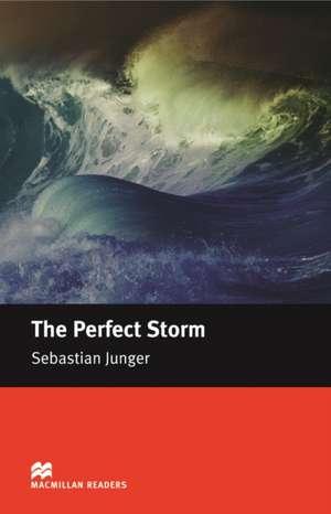 Macmillan Readers Perfect Storm The Intermediate Reader de Sebastian Junger