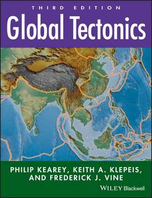 Global Tectonics imagine