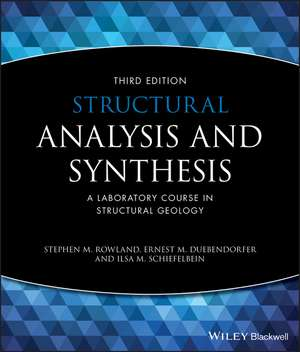 Structural Analysis and Synthesis imagine