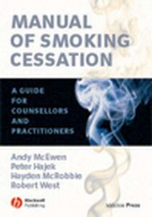 Manual of Smoking Cessation