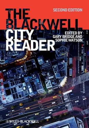The Blackwell City Reader imagine