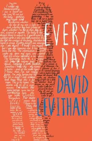 Every Day de David Levithan