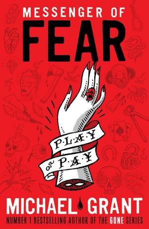 Messenger of Fear de Michael Grant