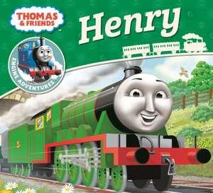 NO AUTHOR: Thomas & Friends: Henry de Rev. W. Awdry