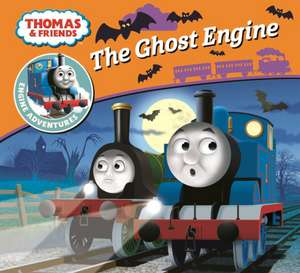 Thomas Engine Adventures: The Ghost Train