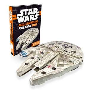 Star Wars Millennium Falcon Construction Book