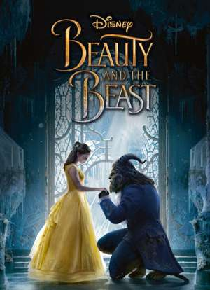 Disney Beauty and the Beast Story Book
