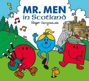 Mr. Men in Scotland de Adam Hargreaves