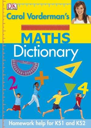 Carol Vorderman's Maths Dictionary imagine
