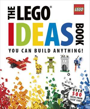 The LEGO® Ideas Book