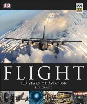 Flight de Reg Grant