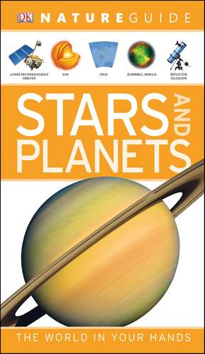 Nature Guide Stars and Planets imagine