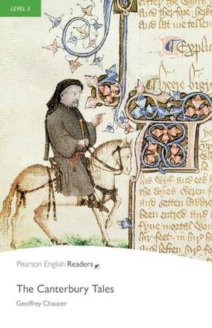 Canterbury Tales, The, Level 2, Penguin Readers:  Achieving the Minimum Core de Geoffrey Chaucer