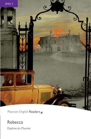 Penguin Readers Level 5 Rebecca de Daphne DuMaurier