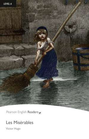 Penguin Readers Level 6 Les Miserables de Victor Hugo