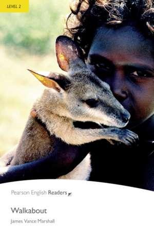 Penguin Readers Level 2 Walkabout de James Vance Marshall