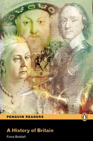 History of Britain, A, Level 3, Penguin Readers:  Curse of the Black Pearl, Level 2, Penguin Readers de Fiona Beddall