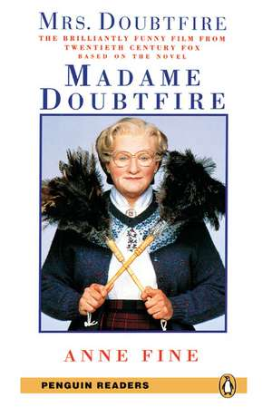 Penguin Readers Level 3 Madame Doubtfire de Anne Fine
