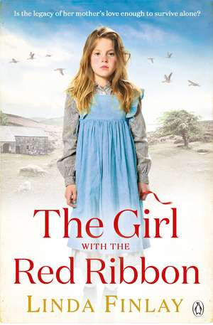 The Girl with the Red Ribbon de Linda Finlay