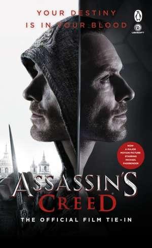 Assassin's Creed The Official Film Tie-In de Christie Golden
