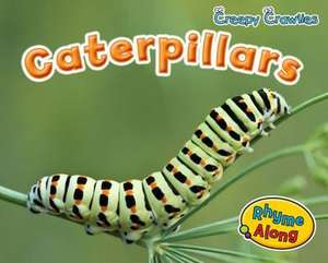 Caterpillars de Rebecca Rissman