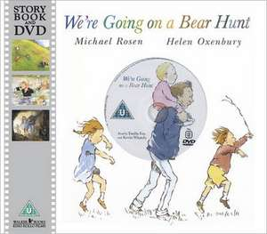We're Going on a Bear Hunt. Book + DVD