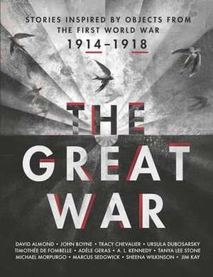 Various: The Great War: Stories Inspired by Objects from the de  Various