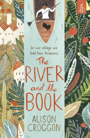 The River and the Book de Alison Croggon