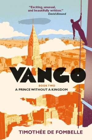 Vango 02. A Prince Without a Kingdom