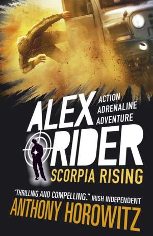 Alex Rider 09: Scorpia Rising. 15th Anniversary Edition