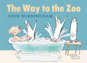 The Way to the Zoo de John Burningham