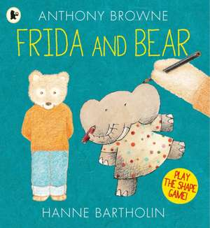 Frida and Bear de Anthony Browne