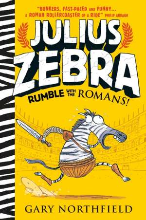Julius Zebra 01: Rumble with the Romans