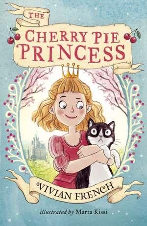 The Cherry Pie Princess de Vivian French