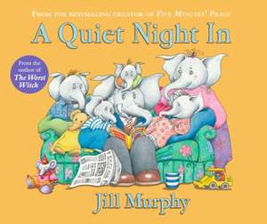 A Quiet Night In de Jill Murphy