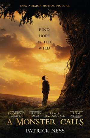 A Monster Calls (Movie Tie-in) de Patrick Ness