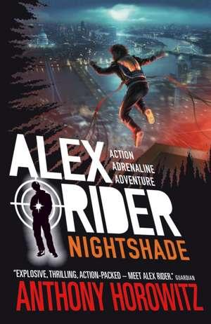 Nightshade de Anthony Horowitz
