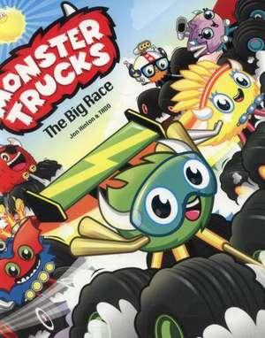 Monster Trucks: The Big Race