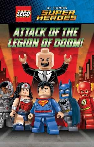 LEGO(R) DC Superheroes: Attack of the Legion of Doom!