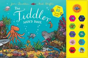 Tiddler Sound Book. Book + CD