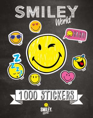 Smiley World: 1000 Stickers de Smileyworld