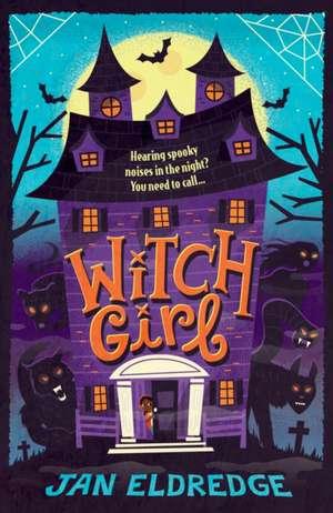 Witch Girl de Jan Eldredge