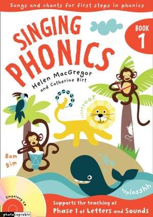 Singing Phonics: Book 1 imagine