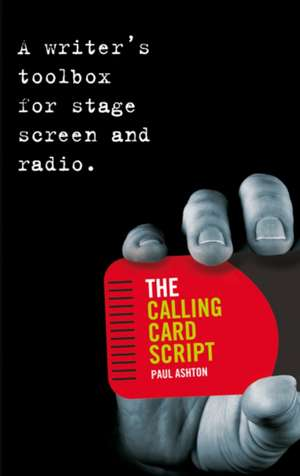 The Calling Card Script imagine